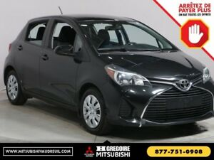 2015 Toyota Yaris LE Auto Bluetooth A/C Groupe.Elec MP3/AUX