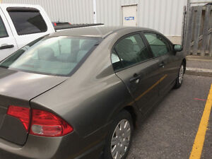 2007 Honda Civic Sedan - $2500 or best offer