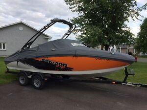 Toile bateau sea-doo Challenger 210