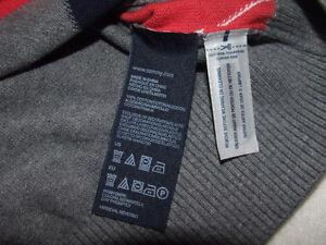 Tommy Hilfiger V-Neck Sweater (Grey) - $40.00 Belleville Belleville Area image 5