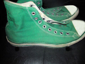 Vintage Converse All Star Chuck Taylor Running Shoes Very cool f