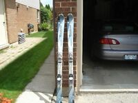 skis-good condition