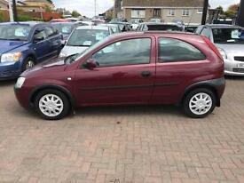 2003 Vauxhall Corsa 1.0 i 12v Club 3dr