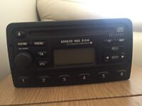 Ford 6000 CD player radio stereo