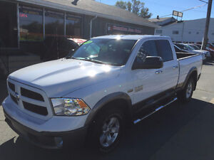 2013 Dodge Power Ram 1500 OUTOORSMAN     ONLY 37,000KMS