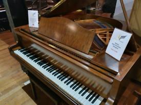 Welmar baby grand piano mahogany for sale