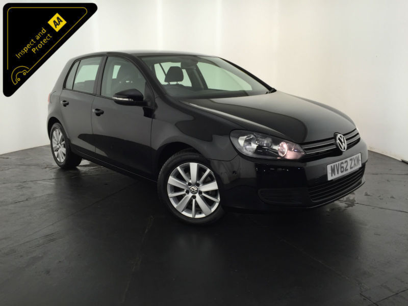 2012 62 VOLKSWAGEN GOLF MATCH TDI 1 OWNER FROM NEW SERVICE HISTORY FINANCE PX