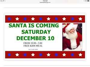 Santa Day at the Millbourne Mall Edmonton Edmonton Area image 1