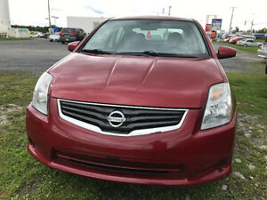 2011 Nissan Sentra 2.0L Sedan - safety & emission done!