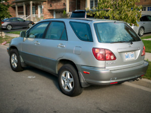 2000 Lexus rx 300_All wheel drive