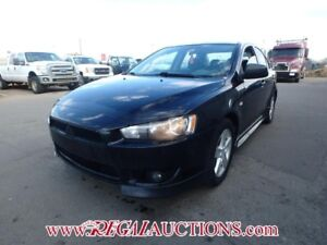 2014 MITSUBISHI LANCER SE 4D SEDAN AT 2.4L SE