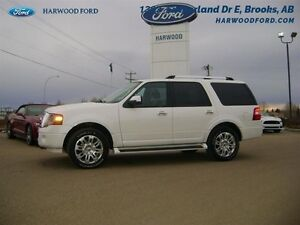 2013 Ford Expedition Limited  - $274.47 B/W