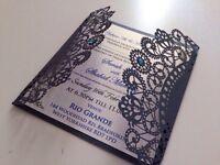 2016 NEW Muslim Islamic Wedding Cards Invitations | 50 PACK