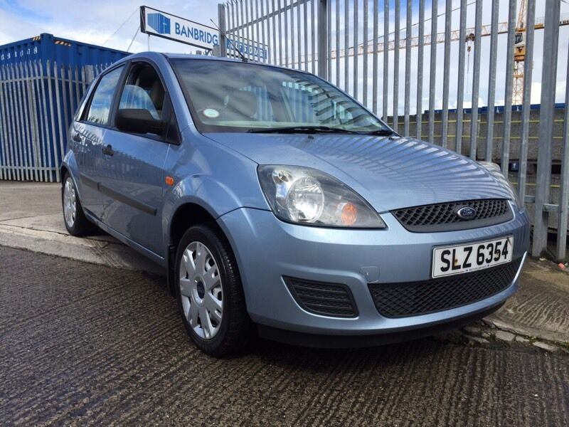 2006 Ford Fiesta Style**LONG MOT**6 MONTHS WARRANTY WISE WARRANTY**
