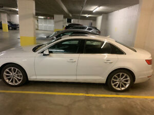 2017 Audi A4, Lease Takeover