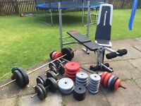 Free Weights & Benches