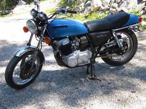 mint 1975 cb750f  super sport