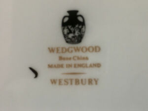 Wedgwood Westbury Bone China (1970)