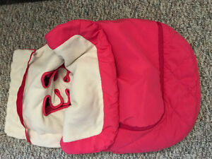 Infant car seat cover at a giveaway price!