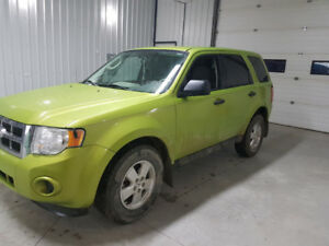 2012 Ford Escape - front wheel drive