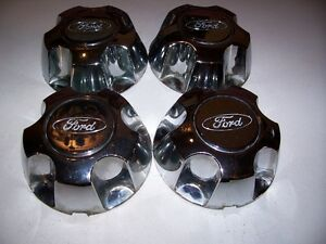 SET OF FORD RANGER HUBCAPS