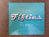The Fifties Album 3x Discs excellent condition