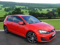 2014 Volkswagen Golf 2.0 TDI BlueMotion Tech GTD 3dr