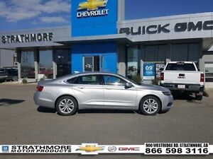 2016 Chevrolet Impala 2LT-V6-Remote start-Park assist-Camera...
