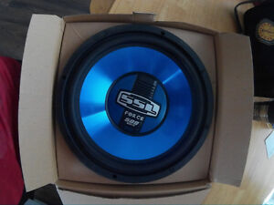 12 inch 500W Subwoofer