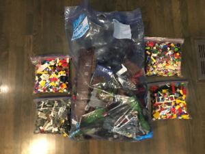 Mega Blocs - Mini figurines - Dragons (comp. Lego)