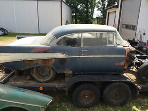 1957 Chevrolet belair project Chevy bel air