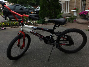 Two boys bmx style bikes for sale