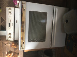 Maytag Flat top Convection Oven