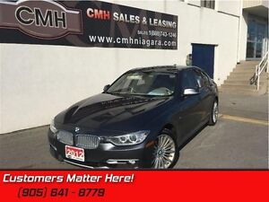 2012 BMW 3 Series 328i   - Certified - ROOF LEATHER