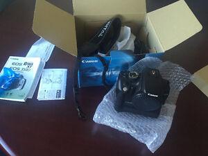 Canon Rebel Xt 350D