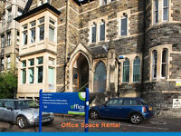 Fully Furnished - ( CATHEDRAL ROAD -CF11) Office Space to Let in Cardiff