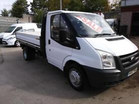 Ford Transit 2.4TDCi Duratorq ( 115PS ) 6 SPEED Dropside / Pick up