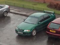 Mg zs 180 v6 SOLD