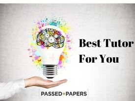 Tutor: Marketing, Accounting, Economics, Business and Essay/Report writing, in-person/online