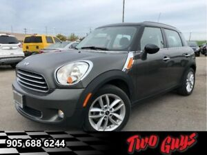 2012 MINI Cooper Countryman   Auto - Panoramic Roof - Htd Leathe