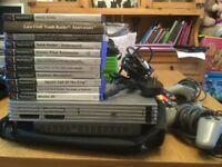 Play station 2 and games
