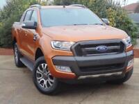 2017 Ford Ranger 3.2 Wildtrak Auto 4 door Pick Up