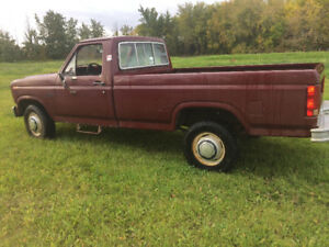 1982 Ford 250 -All Original