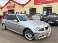 2008 08 BMW 3 SERIES 2.0 320I EDITION M SPORT TOURING 5D AUTO 168 BHP