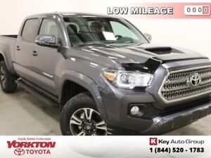 2017 Toyota Tacoma   - one owner - local - sk tax paid - $319.16