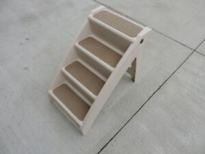 Collapsible Light Weight Pet Stairs