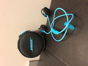 Wireless Bose Sport Earbuds