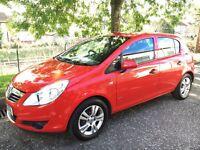 59 Reg Vauxhall Corsa 1.0 active 5dr.not clio punto fiesta 207 micra ka astra focus kia c1 aygo 107