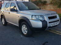 Land Rover Freelander 2.0Td4 2003MY S