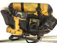 Dewalt driver, 2 Batteries, batteries not charging, charger (works fine) £30.